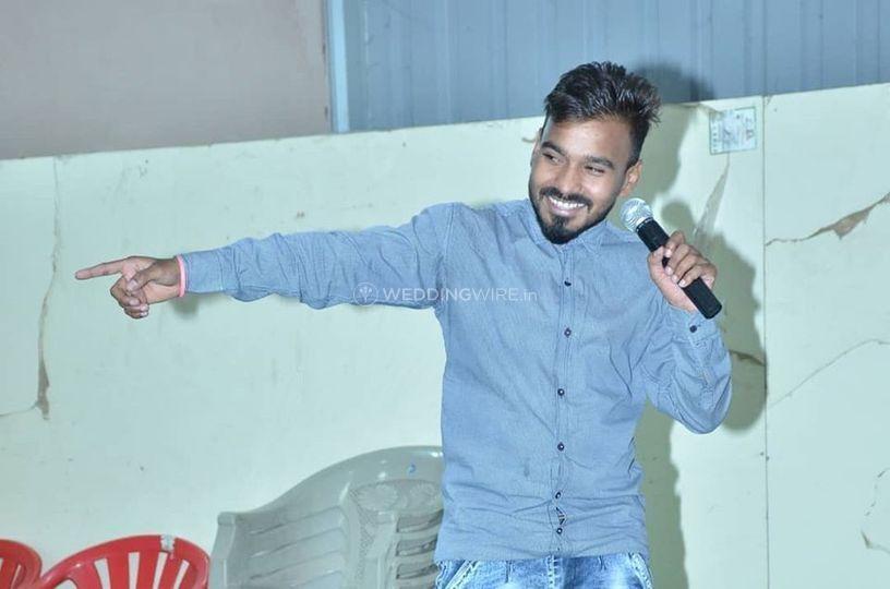 Choreographer Rahul Saini
