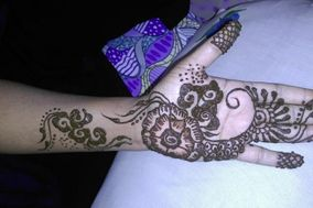 Mehindi Design by FS