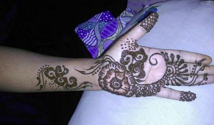 Mehindi Design by FS