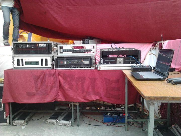 TJ's DJ Sound