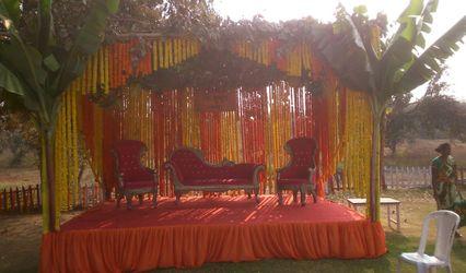 Unique Flower Decoration, Nagpur
