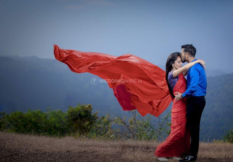 Pre-wedding ( Srishti & Pratik