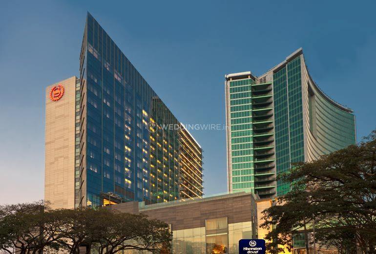 Sheraton Grand Bangalore Hotel, Brigade Gateway