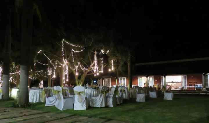 Shibravyi Wedding Venue