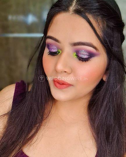 Saloni Goswami Makeovers