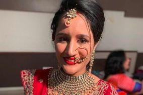 Aayushi Soni Makeup And Hair