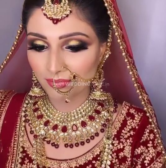 Makeup by Srishty