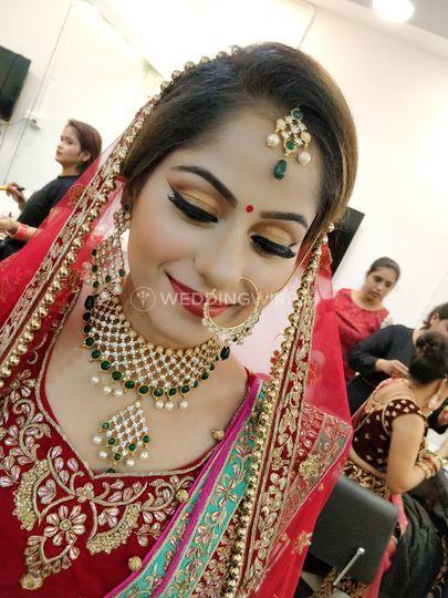 Makeup by Priyanka Singh, Gurgaon
