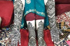 Aman Mehandi Artist, Lucknow