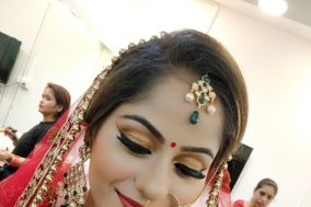 Makeup by Priyanka Singh, Gurgaon