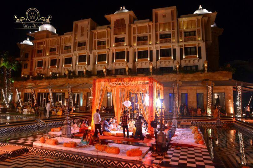 Leela Palace Udaipur