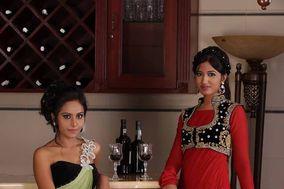 Preeti and Vaishali