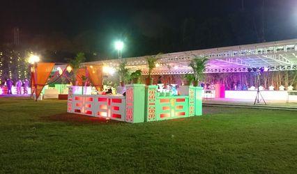 Marigold Marriage Garden