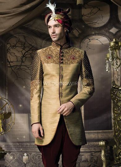 Ideal sherwani