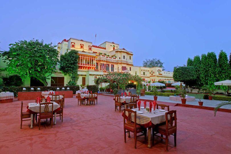 Fort Dhariyawad Heritage Hotel Udaipur