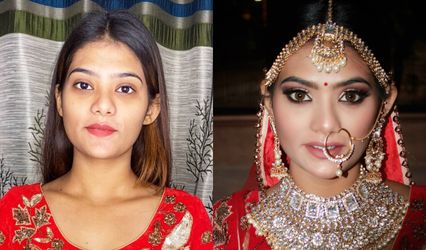 Face Makeover By Tanya, Jaipur
