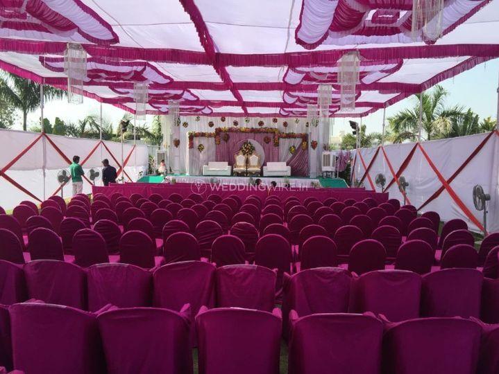 Chhela Sheth Party Plot