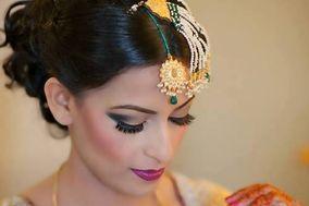 Sara's Bridal make up