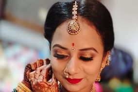 Makeovers By Puja, Anjuna