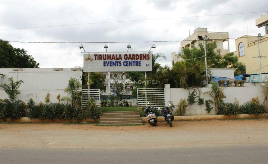 Tirumala Gardens Events Centre