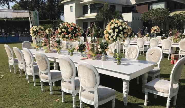 Wedding Lights Events