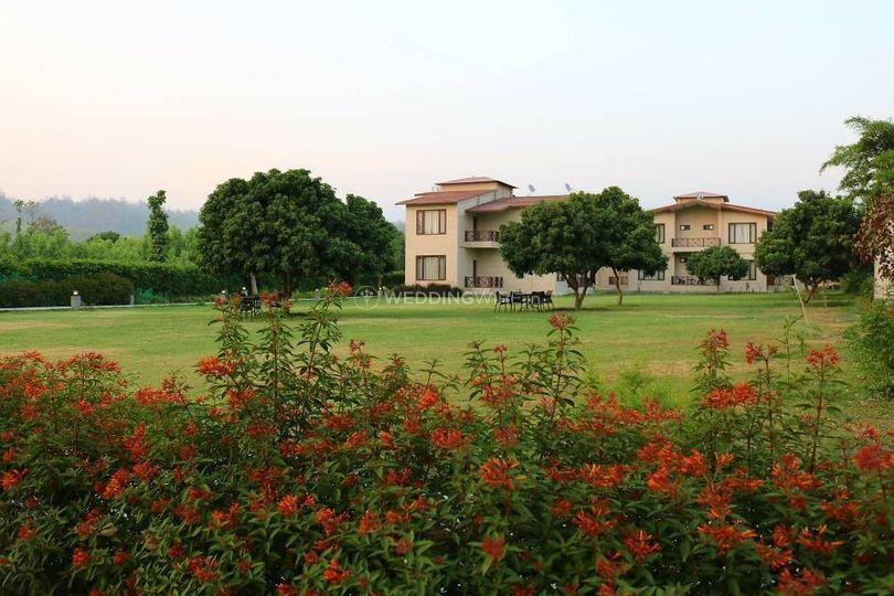 Lawn - Alaya Resorts & Spa