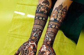 Mehendi Artist By Yashin