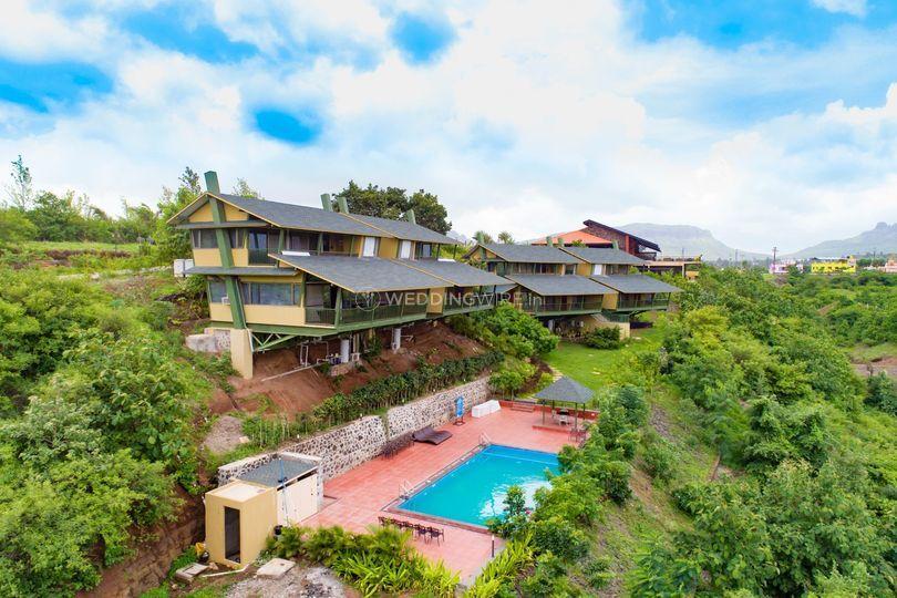 Sky villa rooms