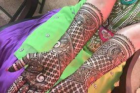 Rajasthani Mehandi Pune by Sandeep Singh
