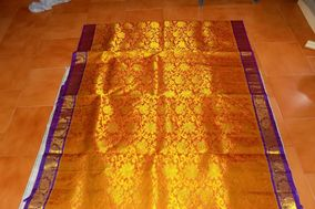 Marriage Sarees by Rajesh