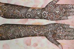 Purvi Mehandi Artist & Classes