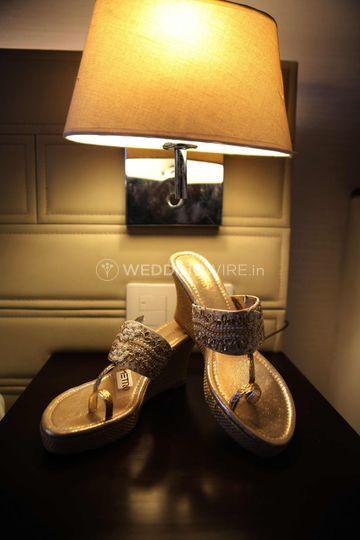 Bride sandle