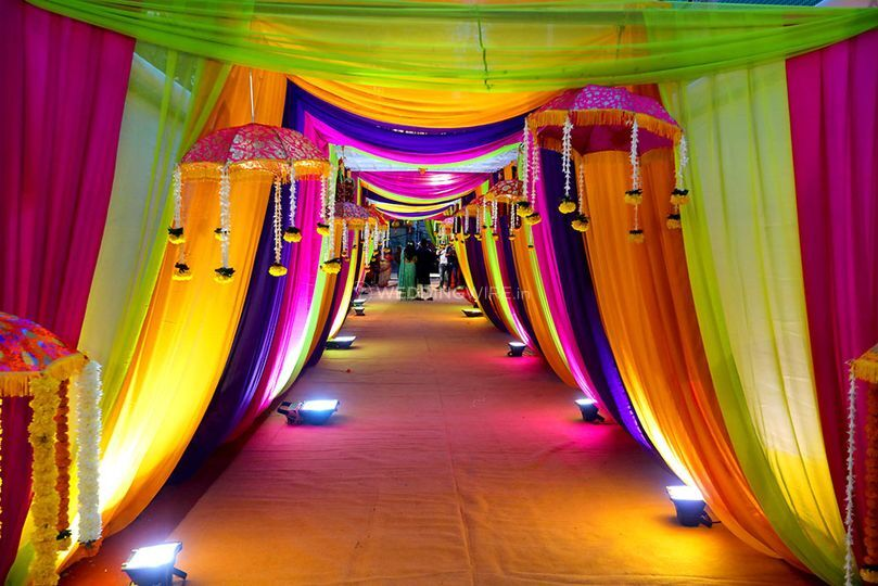 Entrance Decorations From Anuradha Wedding Decorators Photo 4