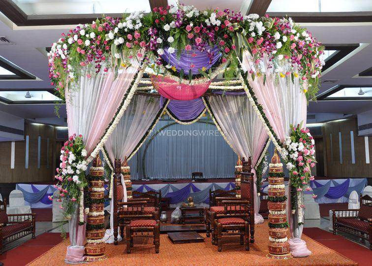 Anuradha wedding decorators junglespirit Choice Image