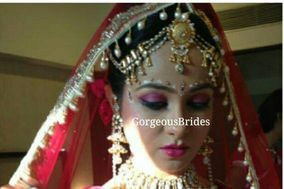 Gorgeous Brides by Ruksana Khan