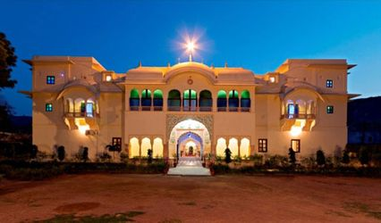 Dhula Garh - A Heritage Hotel, Jaipur 1