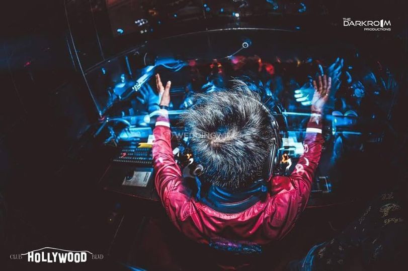 DJ Nitish Gulyani