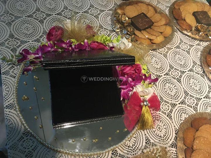 Jewellry presentation