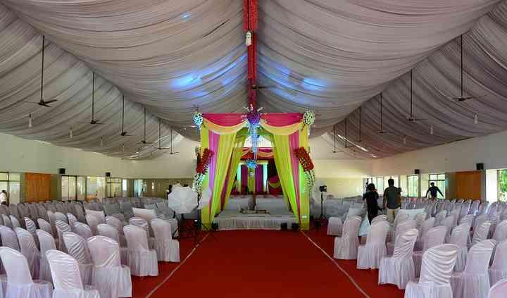 Madhuram Banquet Hall & Lawns