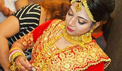 Jawed Habib Hair & Beauty Salon, Pothinamallayya Palem