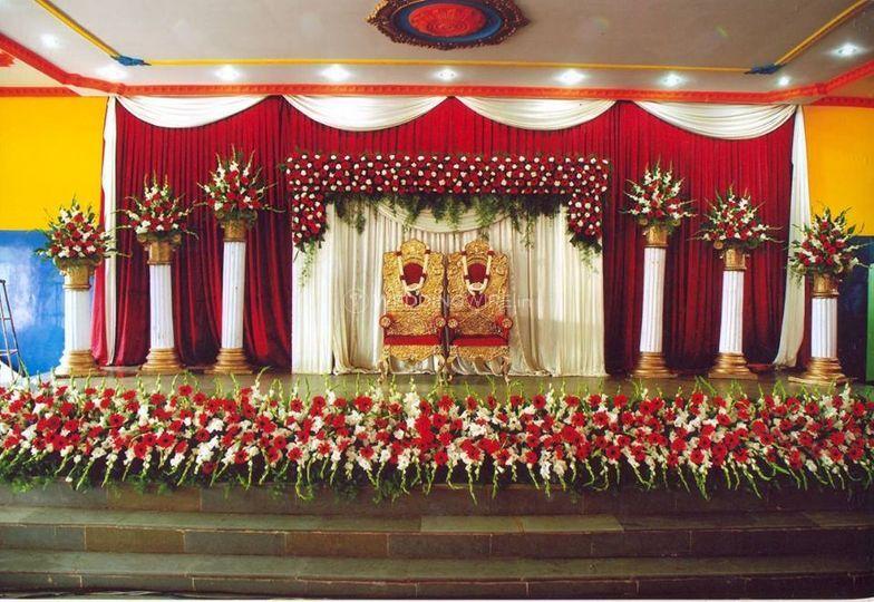 Sriganamaha Event Planner and Wedding Decors