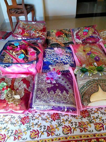 Trousseau Packing By Kinjal Jobalia