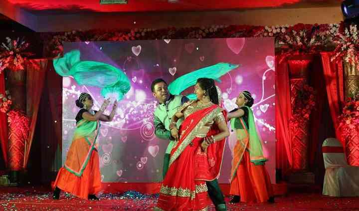 Wedding Choreo Shree & Team