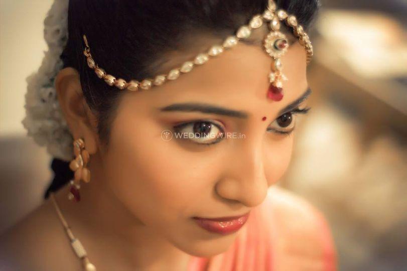 Bridal Make Over by Shivaprasad Reddy