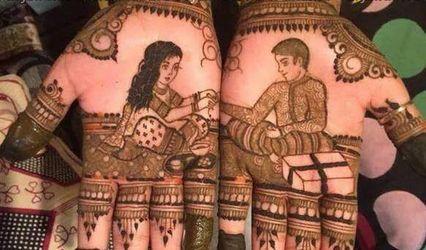 Arun Mehandi Arts Mumbai