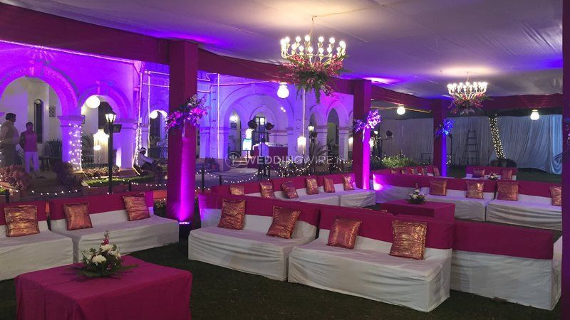 Event space decor
