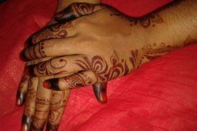 Unique Designs of Mehendi