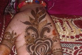 Unique Designs of Mehendi