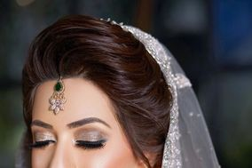 Makeup by Chandini Chaudhary