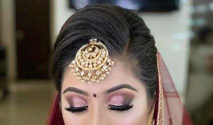 Meenakshi Dutt Makeovers. Agra